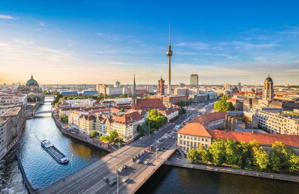 Tyskland, Berlin