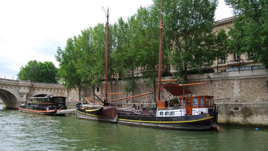 Flodsejlads gennem Europa