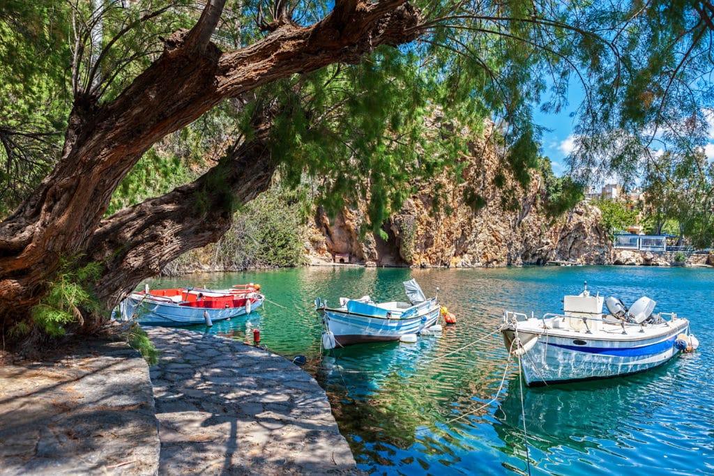 Kreta, middelhavsklima