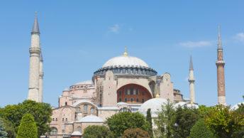 Tyrkeit, Hagia Sophia